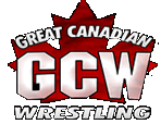 Great Canadian Wrestling logo